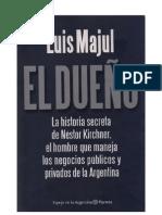 Luis Majul - El Dueño