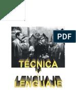 Tecnica y Lenguaje Del Cine