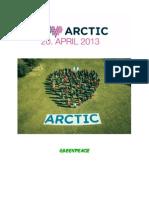 """Aktionstag """"I ♥ Arctic"""" am 20. April 2013"""