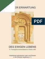 10 Theologische Sommer Akademie Giessen (2002) In der Erwartung des ewigen Lebens.pdf