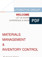 Materials Management by Nagesh L Talekar