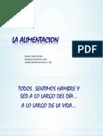 PBL 2º ESO LA ALIMENTACION . (1)