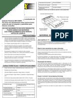 Powerex Mh c9000 Manual Es