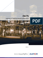 FACTS Solutions to Optimise Network Performance Brochure ENG