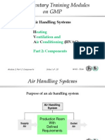 Air Handling Unit Qualification