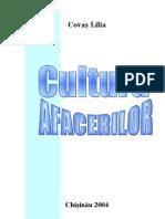 Cultura Afacerilor Covash Lilia
