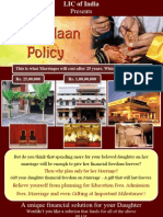 Kanyadaan Policy Extended Benefits