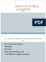 The Impact of Global Logistics - Copy