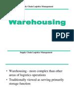 SCLM Warehousing _Ch 9