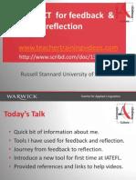 Feedback and Reflection