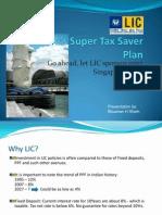 LIC Super Tax Saver Plan