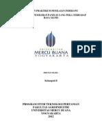laporan inderawi