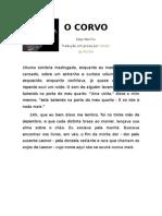 O CORVO_Tradução Elder Rocha_com desenhos