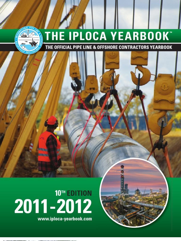 Iploca 2011 Pipeline Transport