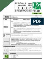 LP1 GUÍA TPD B y C 2013 clase 3