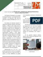 LP1 Nexo Teoría-Práctica 3 Prácticas de Laboratorio 2013