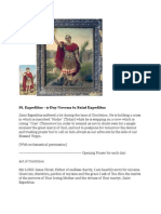 Novena to St. Expeditus