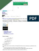 Parâmetros de Rede - Direções e Planos Cristalinos _ Materiais _ CIMM