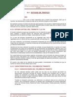 8.4 ESTUDIO DE TRÁFICO FF