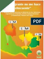 Informe Em 2013