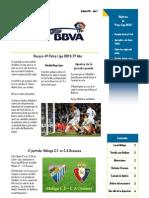 Boletin Palco Liga BBVA 2º año 5ª Edicion IMPRIMIR