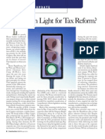 041113 a Green Light for Tax Reform