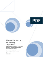 Manual de Ajax en PDF en Espanol