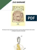 Livro Lolo Barnabe