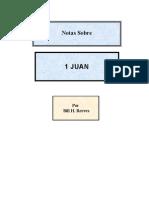 1 Juan Notas Sobre Reformatted July 2004