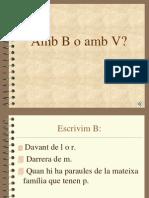 La B i la V