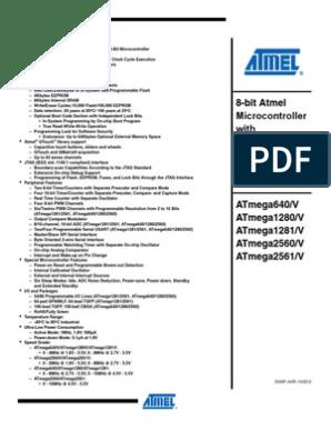 Arduino MEGA | Instruction Set | Booting