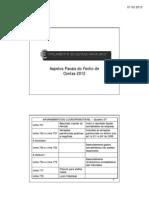 Aspetos Fiscais Do Fecho de Contas 2012 [Modo de Compatibilidade]