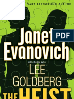 Read an excerpt from THE HEIST by Janet Evanovich and Lee Goldberg
