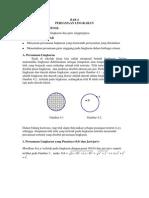 Bab 4 Persamaan Lingkaran