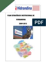 Plan Estrategico Hidrandina