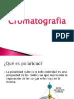 Cromatografia seminario