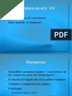 2 - romancero