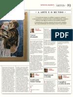 Graça Morais Jornal de Letras 4