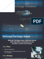 Heritage Initiative 101 presentation