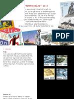 DK Frimærkeprogram 2013.2