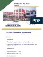 39696245 Confer en CIA Oscar Miranda Supervision de Obras CIP