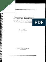 14795387 Robert C Miner Technical Analysis Dynamic Trading