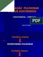 CIRCULAÇÃO PULMONAR 1
