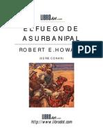 Libro. El Fuego de Asurbanipal