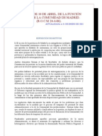 Ley 11986funcion Publica Madrid