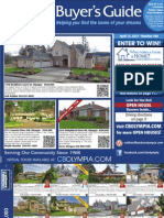 Coldwell Banker Olympia Real Estate Buyers Guide April 13th 2013