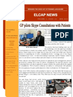 ELCAP E-Newsletter Issue 23 - April 2013