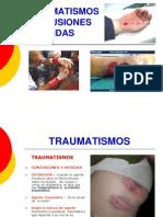 TRAUMATISMOS___HERIDAS_Y_CONTUSIONES[1][1][1].ppt