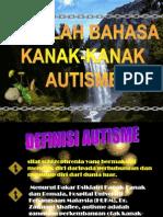 Bahasa Autisme