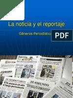 Generos Periodísticos